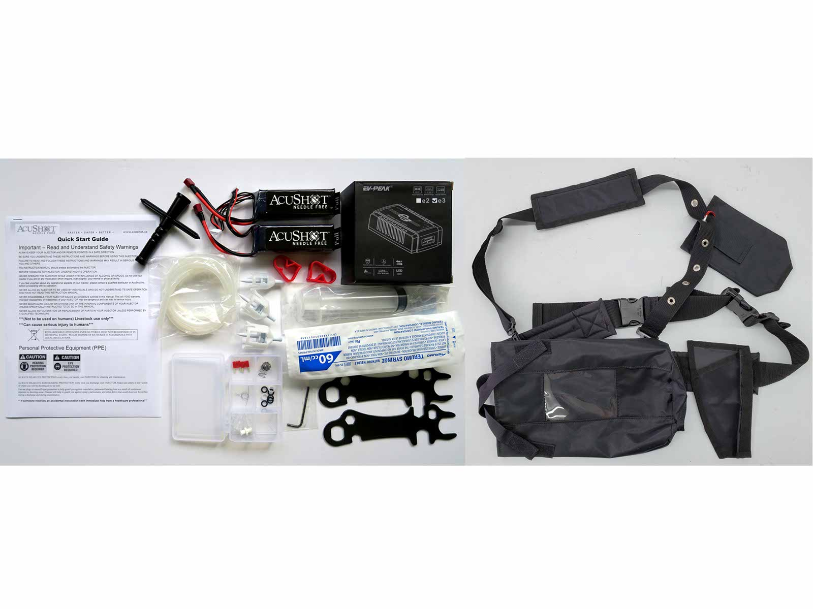 Spare parts kit - mobile
