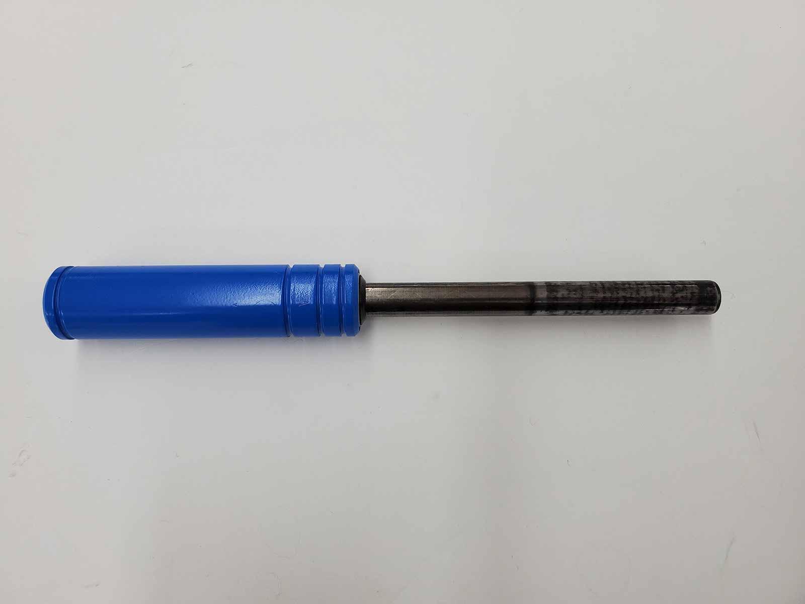 Power cylinder - blue - long body